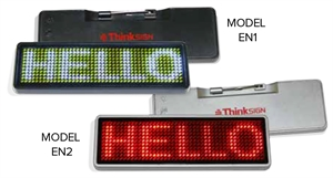 Picture of LED Name Badge